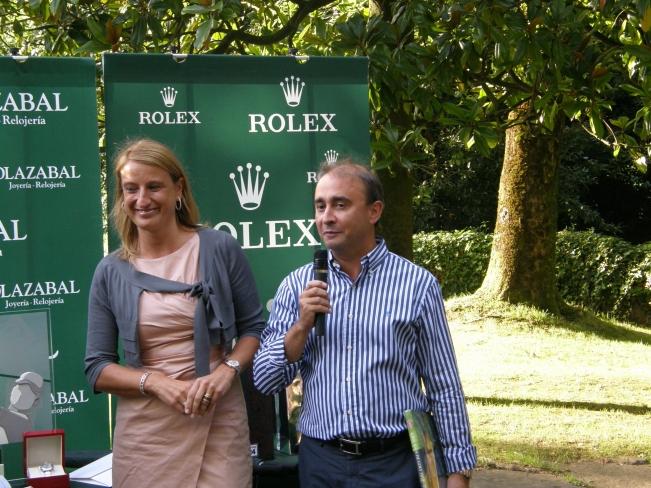 Trofeo Rolex de Golf en el Real Club de Golf de San Sebastián [24/08/2011]