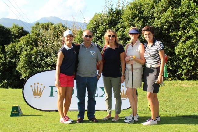 Trofeo Rolex de Golf en el Real Nuevo Club de Golf de San Sebastian Basozabal