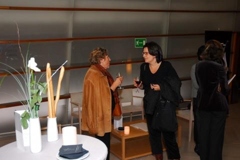 J Olazabal Jeweller's with dancer Ángel Corella at the Kursaal Auditorium [2006/12/14]