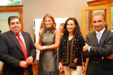 Présentation de Tudor à Bijouterie Olazabal à l'occasion du Festival International de Cinéma de Saint-Sébastien [14/09/2007]