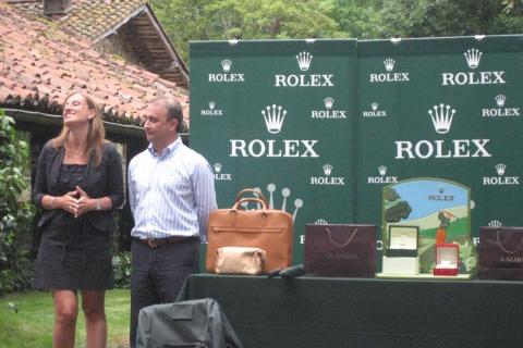 Trophée Rolex de Golf, sponsorisé par Bijouterie Olazabal au Real Club de Golf de Saint-Sébastien [04/07/2009]