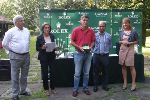 Rolex Golf Trophy at San Sebastian Royal Golf Club [2011/08/24]