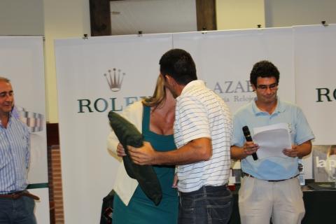 Trophée Rolex de Golf au Real Nuevo Club de Golf de Saint-Sébastien Basozabal [27/08/2012]