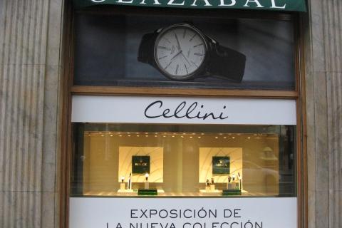 Exposición de la Nueva Colección de Relojes Cellini de Rolex [01/10/2015]
