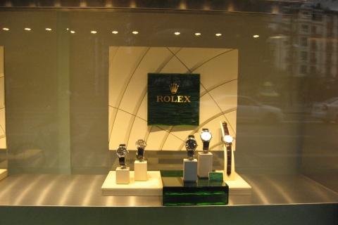 Exposition de la Nouvelle Collection de Montres Cellini de Rolex [01/10/2015]