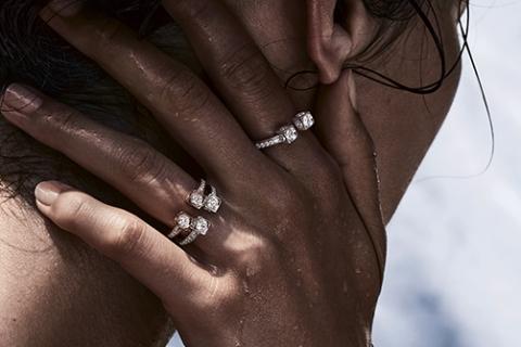 Colección Le Cube Diamant - Dinh Van